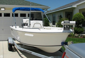 Used Sea Fox 172CC Center Console Fishing Boat For Sale