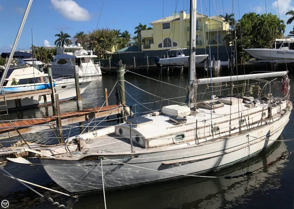 Used Tayana 37 Sloop Sailboat For Sale
