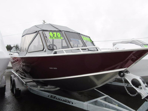 New North River Seahawk 21 Dual Console Boat For Sale