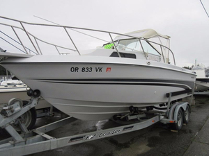 Used Marlin Kokanee Dual Console Boat For Sale