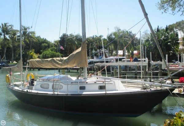 Used Bristol 35 Racer and Cruiser Sailboat For Sale