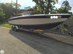 Used Formula F 302 SR1 High Performance Boat For Sale