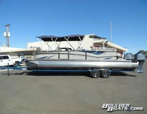 Used Premier Boats Grand Entertainer 260 Pontoon Boat For Sale