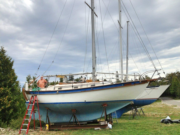 Used Southern Cross 31 Antique and Classic Boat For Sale