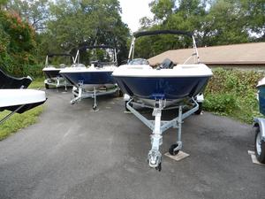 New Bayliner Element 160 Deck Boat For Sale