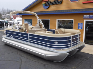 New Veranda V2275 RC TriToon Pontoon Boat For Sale