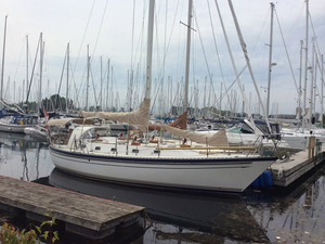 Used Tayana 42 Vancouver Cutter Sailboat For Sale