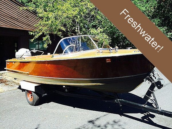 Used Tollycraft 17 Roustabout Antique and Classic Boat For Sale
