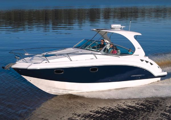 Used Chaparral 310 Signature Cuddy Cabin Boat For Sale