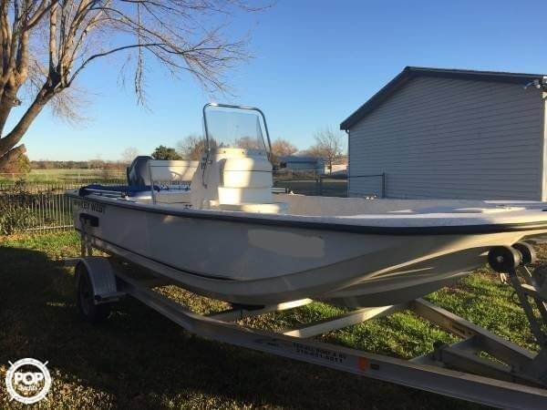 Used Key West 197 Skiff Fishing Boat For Sale