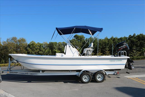 New Twin Vee Bay Cat Power Catamaran Boat For Sale