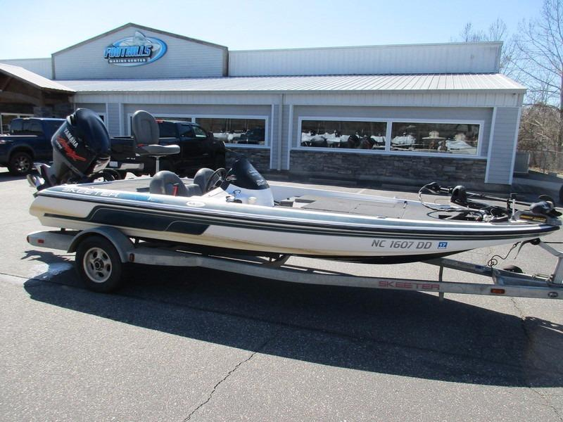 2006 Used Skeeter ZX200 Bass Boat For Sale - $7,495 ...