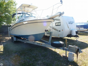Used Grady-White Sailfish 252GT Walkaround Fishing Boat For Sale