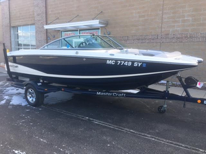 Used Mastercraft 200 Ski and Wakeboard Boat For Sale