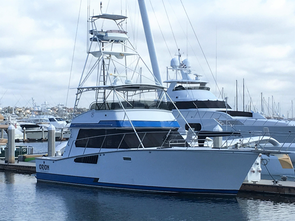 Used Grizzly CABO 50 Sports Fishing Boat For Sale