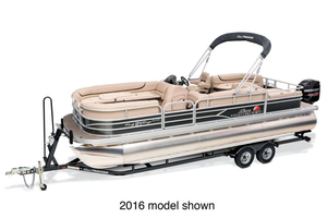 New Sun Tracker Party Barge 24 XP3 Pontoon Boat For Sale