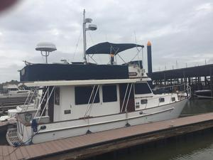 Used Marine Trader 36 Trawler Boat For Sale