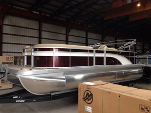 New Bennington 22 SCWX - STERN LOUNGE Pontoon Boat For Sale