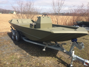 New Lowe Roughneck 1860 Pathfinder CC Jon Boat For Sale