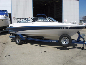 Used Sylvan V210 Sport Other Boat For Sale