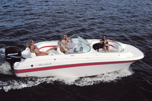 Used Mariah Dx212 Bowrider Boat For Sale