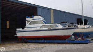 Used Marinette 32 Cruiser Boat For Sale
