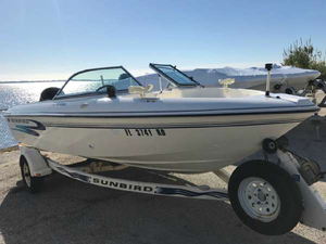 Used Sunbird 170 Ski and Fish Boat For Sale