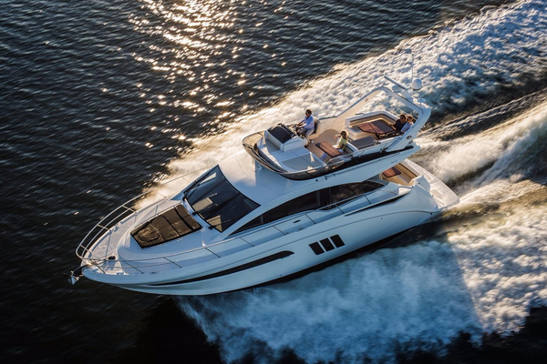 New Sea Ray Sport 510 Fly Flybridge Boat For Sale