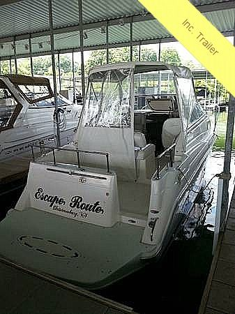 Used Bayliner 2655 Ciera Express Cruiser Boat For Sale