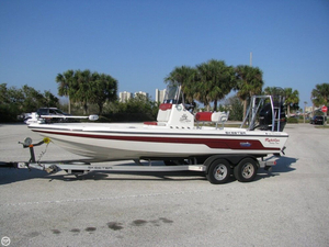 Used Skeeter SX 220 Tunnel Bay Boat For Sale
