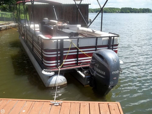 Used Procraft 28 Pontoon Boat For Sale