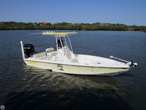 Used Glasstream 228 TE Bay Boat For Sale