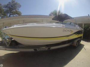 Used Donzi 28 ZXO High Performance Boat For Sale