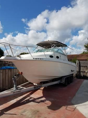 Used Wellcraft 270 Coastal Cruiser Boat For Sale