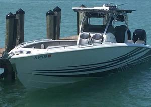 Used Concept 3636 Saltwater Fishing Boat For Sale