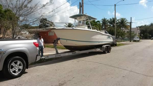 Used Sea Pro 26 Center Console Fishing Boat For Sale