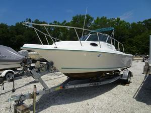 Used Key West 2020 Walkaround Fishing Boat For Sale