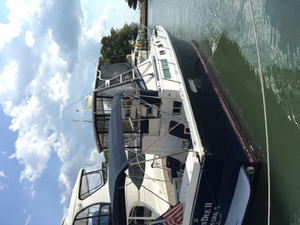 Used Albin 35 Command Bridge Sports Fishing Boat For Sale
