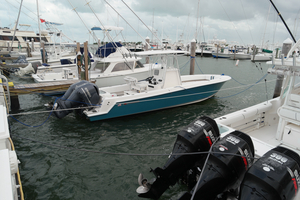 Used Contender 4 Stroke Center Console Boat For Sale