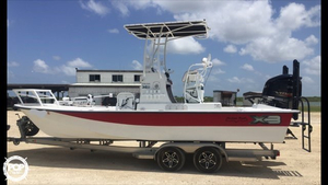 Used Shallow Sport 25 X3 Center Console Fishing Boat For Sale