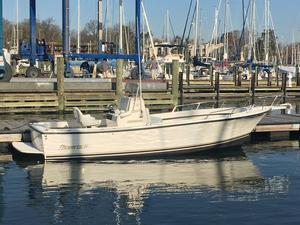 Used Shamrock Center Console Fishing Boat For Sale