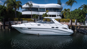 Used Sealine S41 Sports Cruiser Express Cruiser Boat For Sale