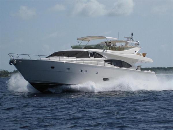 Used Ferretti 760 Motoryacht Motor Yacht For Sale