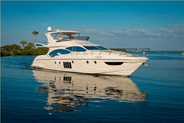 Used Azimut 70 Flybridge Boat For Sale