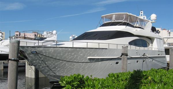 Used Azimut 70 Sea Jet Flybridge Boat For Sale
