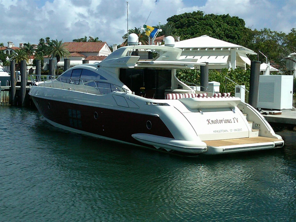 Used Azimut 68s Express Cruiser Boat For Sale