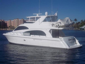 Used Hatteras 64 Motoryacht Motor Yacht For Sale