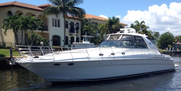 Used Sea Ray 600 Sun Sport Express Cruiser Boat For Sale