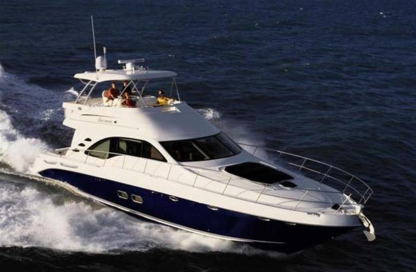 Used Sea Ray 58 Sedan Bridge Flybridge Boat For Sale