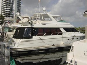 Used Carver Voyager Pilothouse Flybridge Boat For Sale